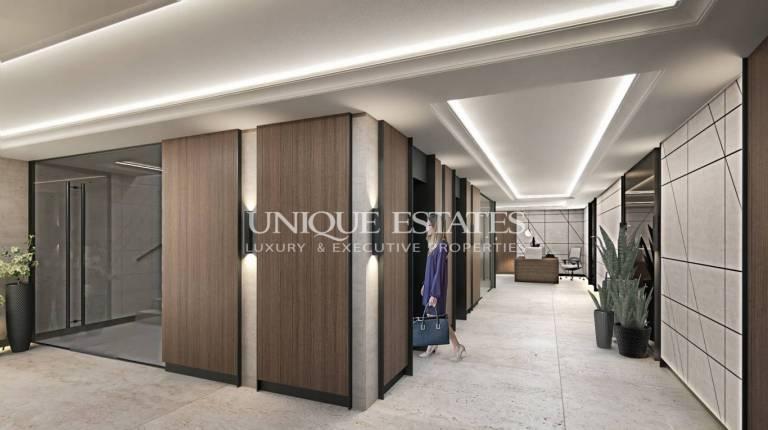 Двустаен в нова луксозна сграда на ТОП локация