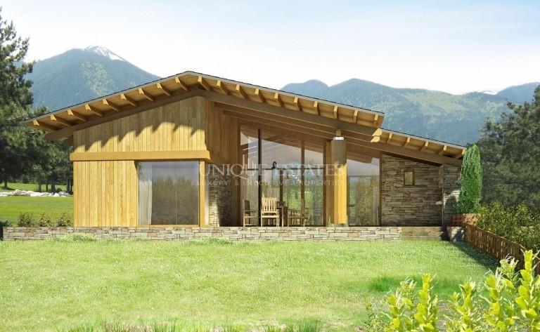 Luxury villa in gated community near Bansko