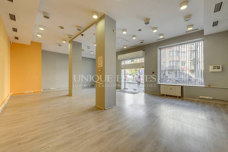 Commercial property / office with a perfect location
