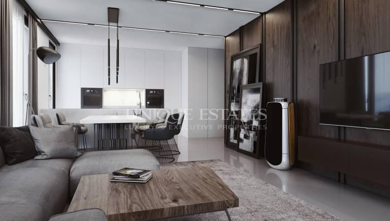 Съвременен тристаен  апартамент на престижна локация