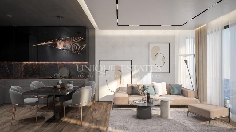 Двустаен апартамент за продажба на метри от метростанция