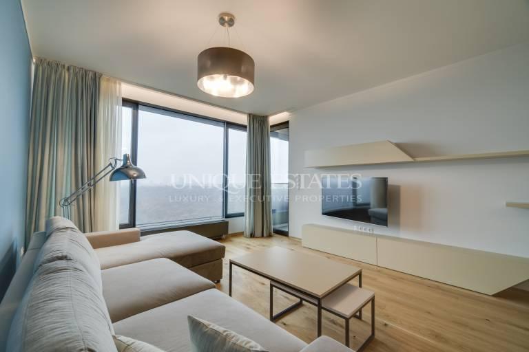 Designer Apartment with Panoramic Views in Izgrev District