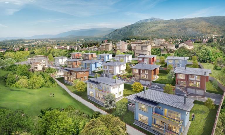 Еко комплекс в квартал Бояна