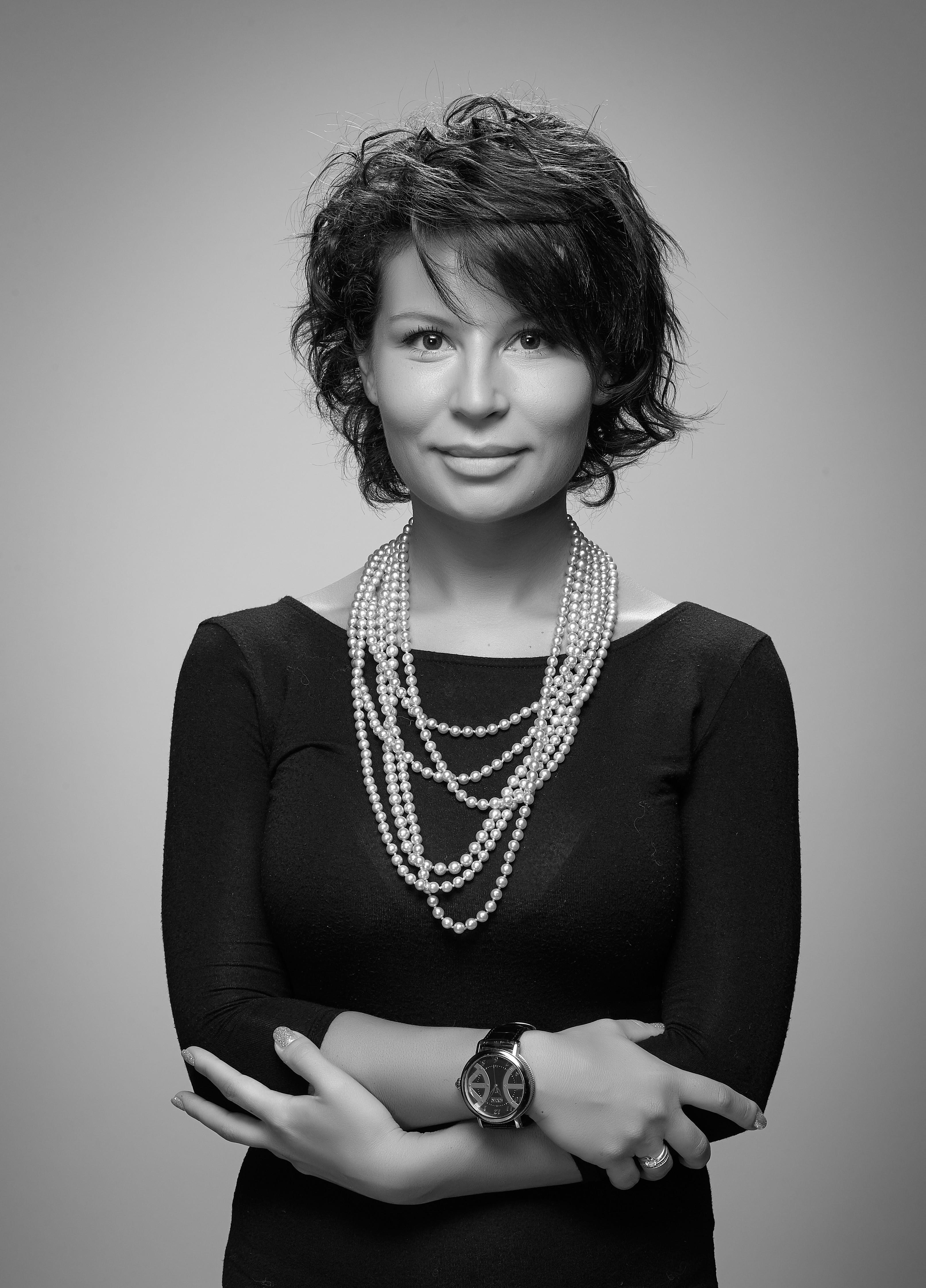 Оля Барлиева